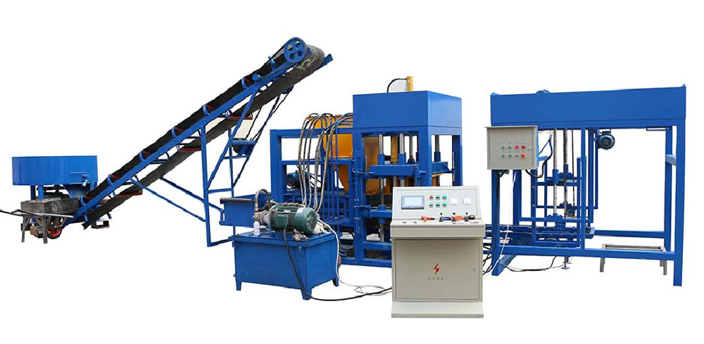 whole brick making machine