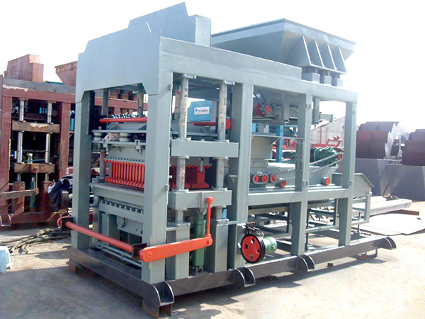 QT10-15 brick block machine