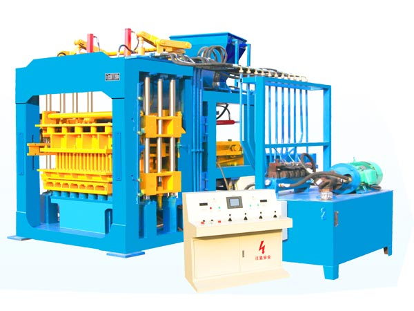 ABM-10S interlocking making machine