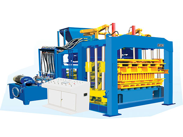 ABM-12S hollow brick machine