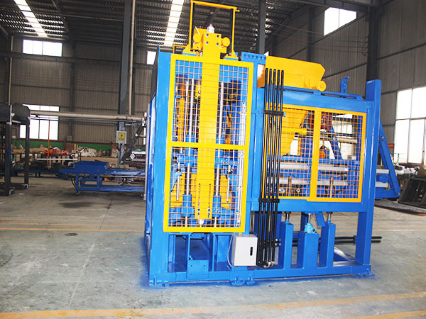 ABM-3S concrete block machine