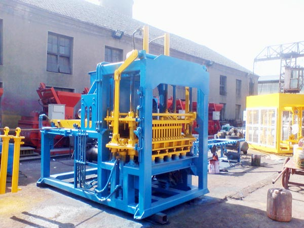 ABM-4S concrete block making machine for sale in usa