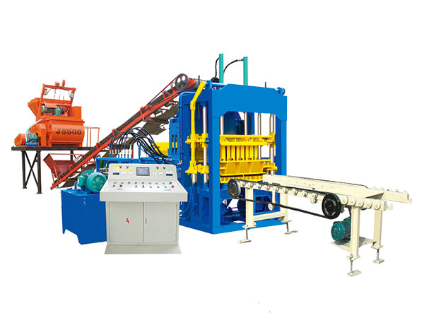 QT4-25 brick making machine