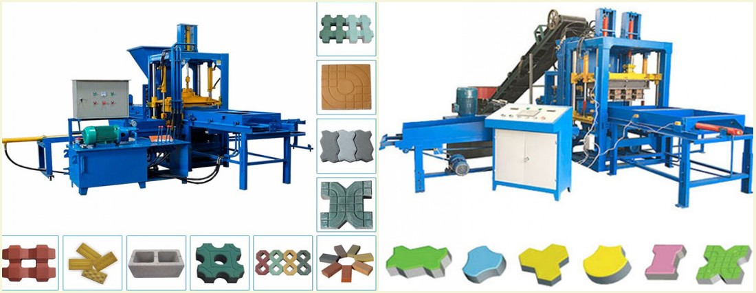 ABM-6S brick making machine south africa