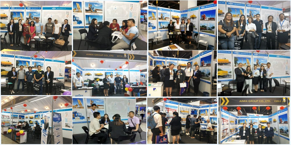 attend exhibitions