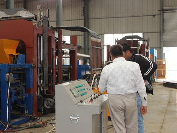 customer visit factory