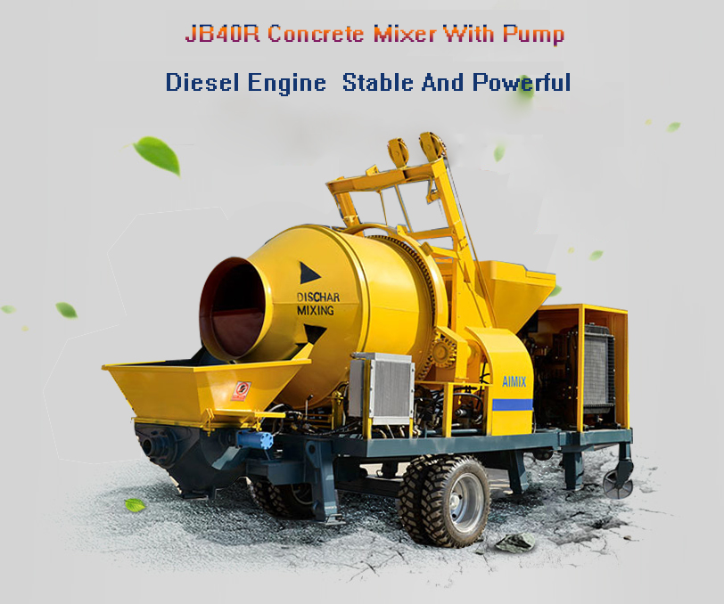 Mobile Concrete Pump For Sale - Over 35 Years Production Experience