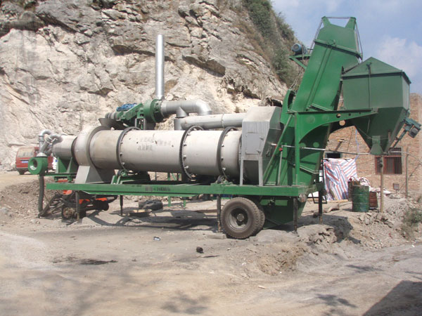 QLB20 small portable asphalt plants for sale