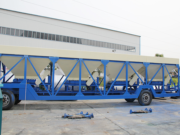 cold aggregate system
