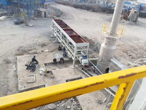 mobile asphalt plant spare part 2