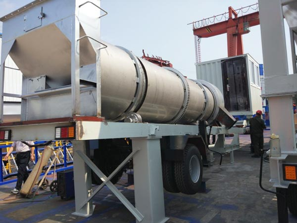mobile asphalt plant spare part