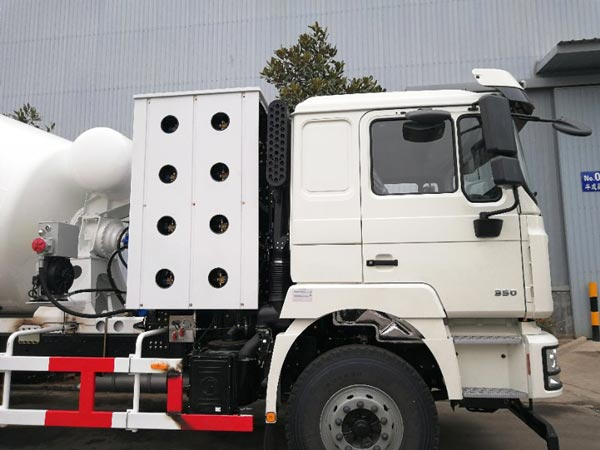 12cub mixer truck for concrete
