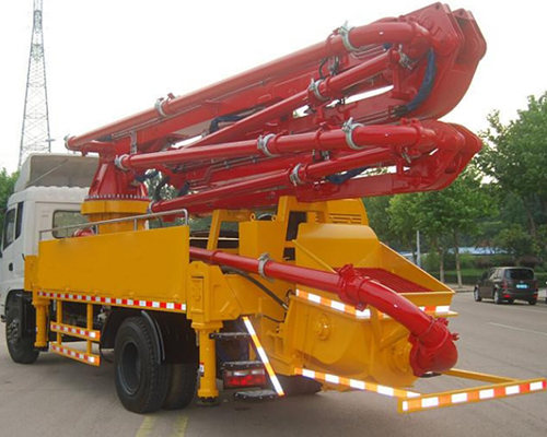 30m concrete boom pump for sale