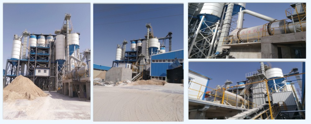 30t tile adhesive plant in Iran