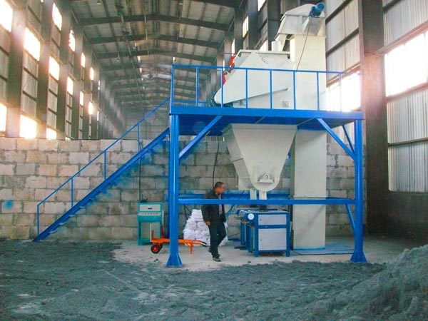 GJ15 wall putty manufacturing plant