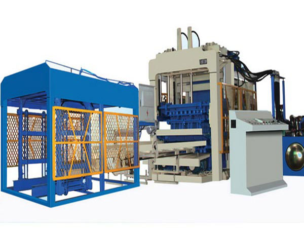 QT12-15 cement block machine