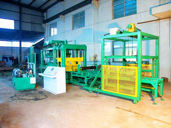 ABM-6S solid brick making machine for sale