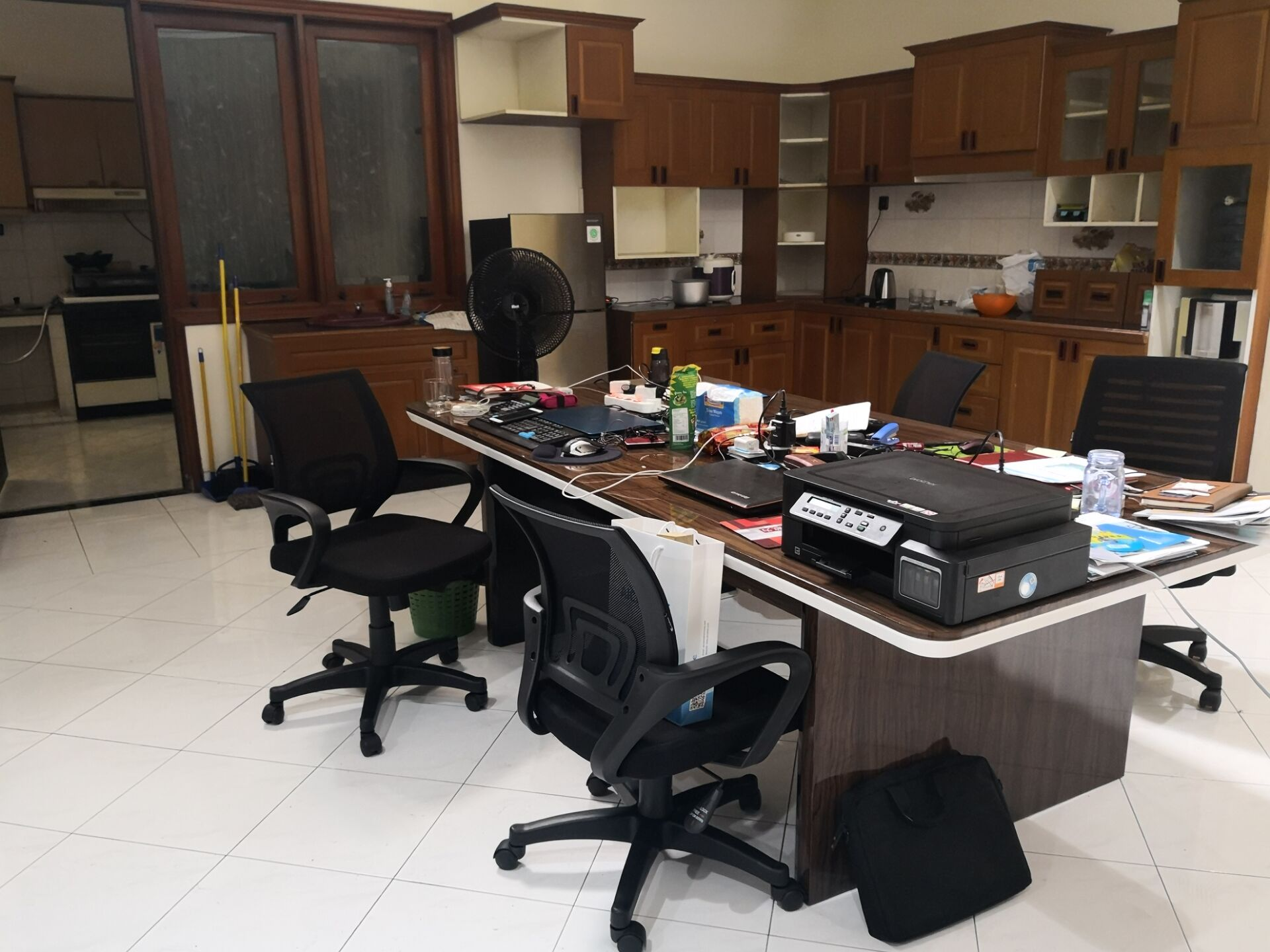 office in Indonesia