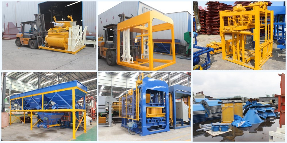 transport ABM-8S block making machine to Philippines