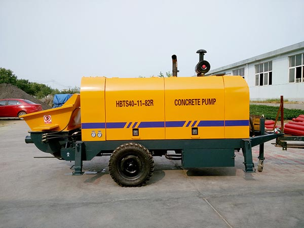 ABT40C small concrete pump