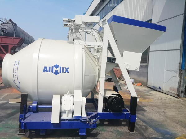 JZC500 concrete cement mixer