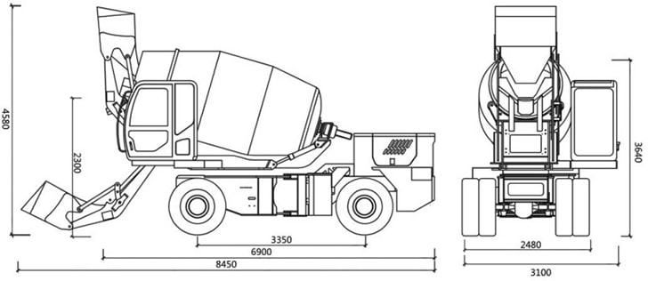 AS-5.5 Specification and Parameters